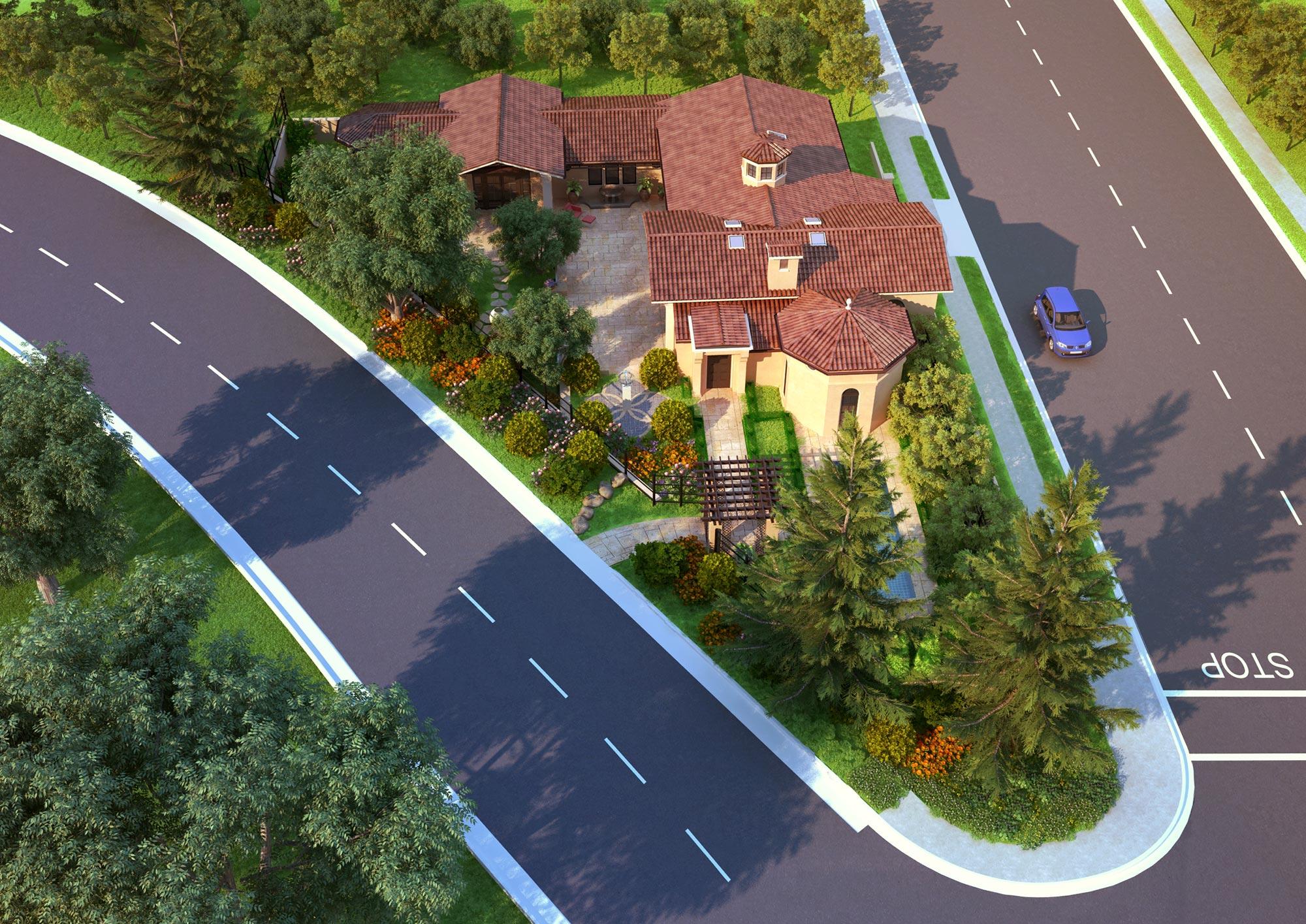 Oakland-Residence-Plan