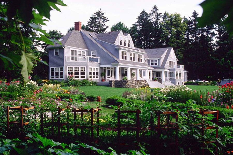 Falmouth Foreside Residence